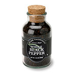 Olde Thompson 22-113 Malabar Black Pepper, 11.2-oz Jar