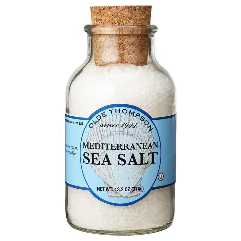 Olde Thompson 23-112 Gourmet Salt Crystals Small Jar