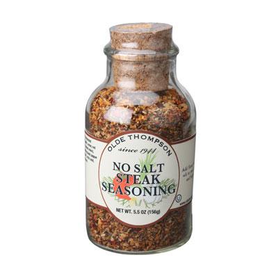 Olde Thompson 23-163 Gourmet No Salt Steak Small Jar