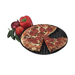 HS Inc HS1037CH 10-Round Pizza Pleezer, Microwavable, Polypropylene, Charcoal