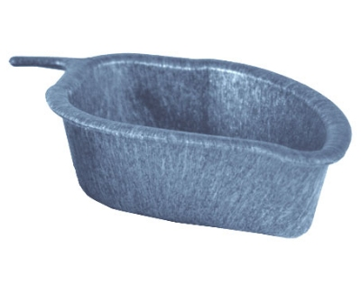 Hs Inc HS1044BB 4-oz Salsa Server, 4.5 x 2.75 x 1.25-in, Polyethylene, Blueberry