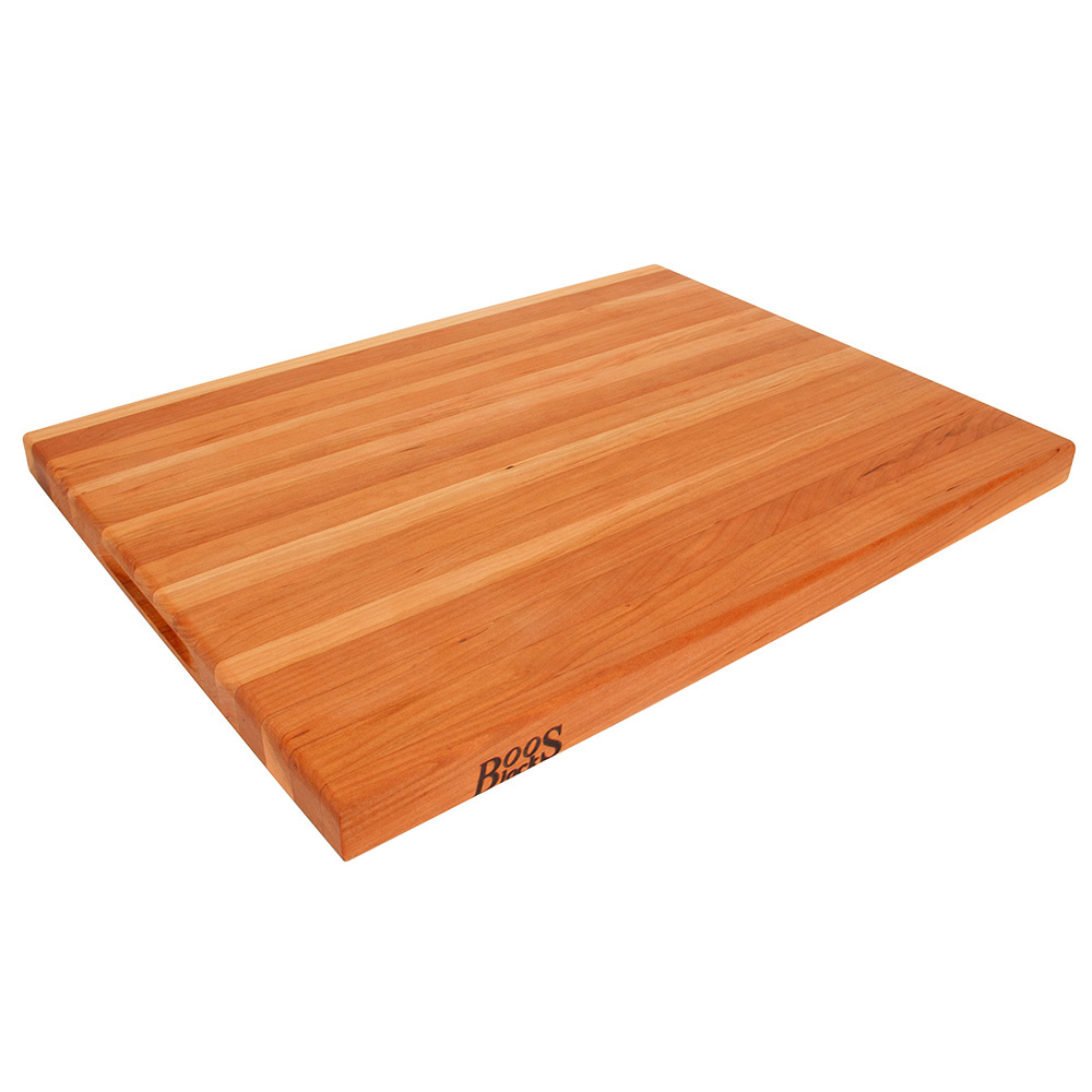 "John Boos CHY-R02 Reversible Cutting Board, 24x18x1.5"", Cherry"