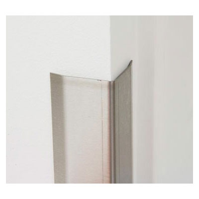 "John Boos CORNER962-OUT Outside Corner Guards - 2x2x96"", Stainless"