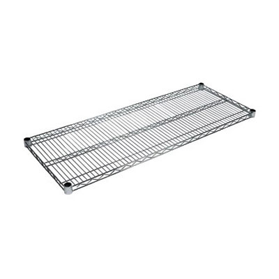 John Boos CS-1460 Epoxy Coated Wire Shelf - 60x14""