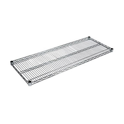 John Boos CS-1848 Chrome Wire Shelf - 18x48""
