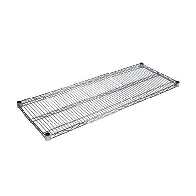 John Boos CS-2148 Chrome Wire Shelf - 21x48""