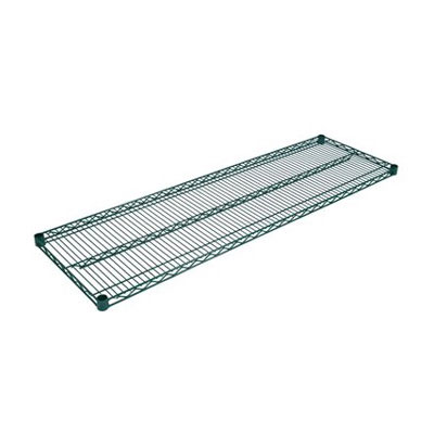 John Boos EPS-1842-G Epoxy Coated Wire Shelf - 18x42""