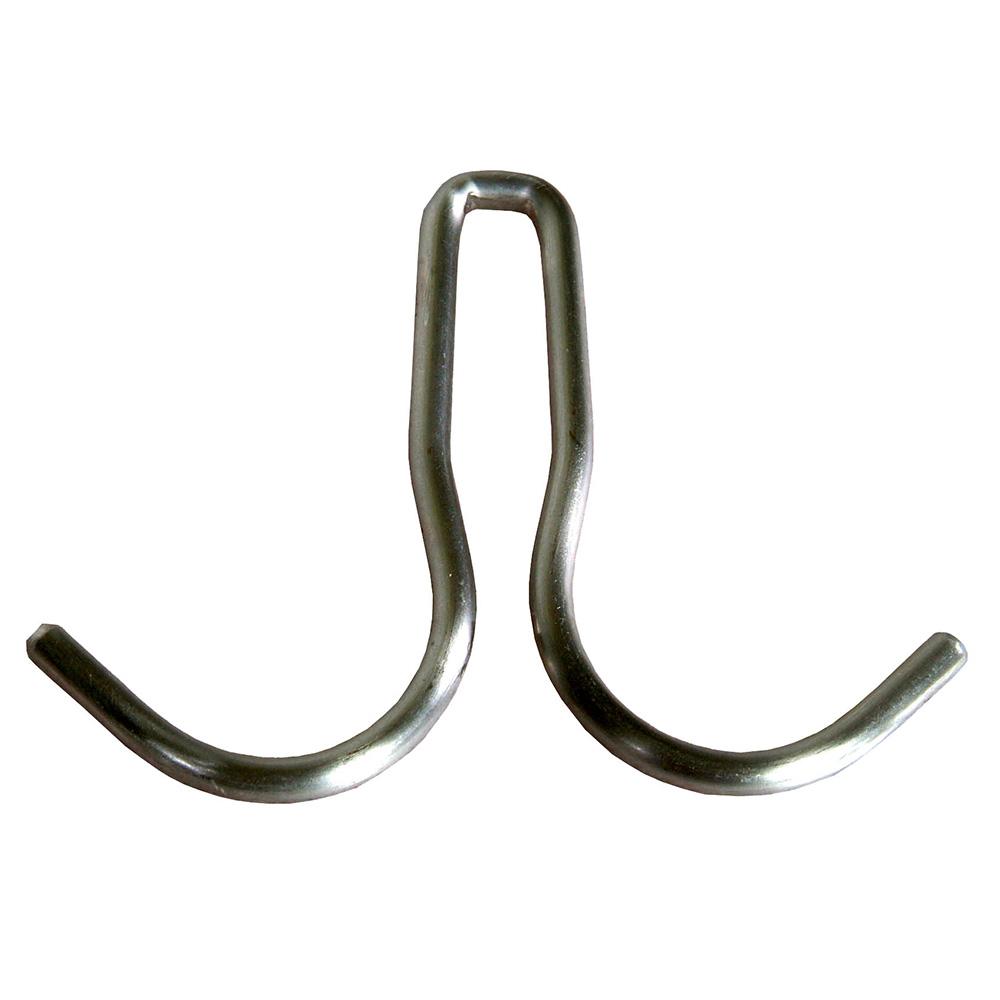 John Boos HOOK-SS-DBL Additional Double Prong Hook