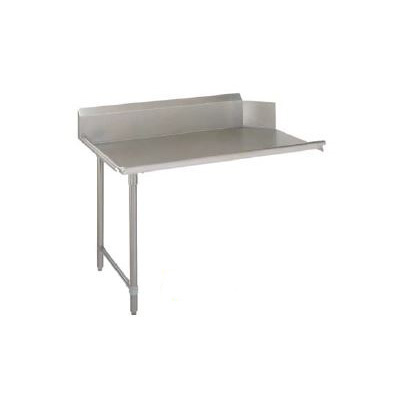 John Boos JDTC-20-26L 26-in Clean Dishtable w/ 16-ga Stainless Legs, L to R