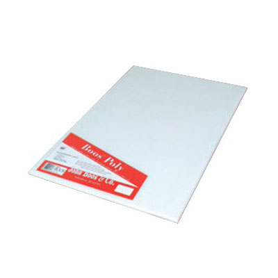 "John Boos P1096N Reversible Cutting Board, 30x30x.5"", Poly"