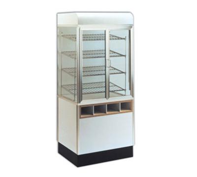 "Spartan Showcase 99370-31 31"" Self-Service Pastry Merchandiser w/ Self-Closing Hinged Doors"