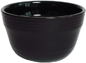 Tuxton CBB-0752 Bouillon Bowl, 7-1/2 oz., 3-3/4in, Concentrix Black