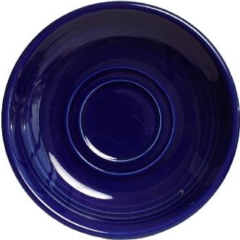 Tuxton CCE-060 Saucer, 6 in Concentrix Cobalt