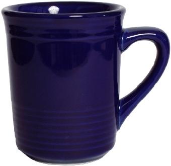 Tuxton CCM-085 Gala Mug, 8 oz, 3 in Concentrix Cobalt