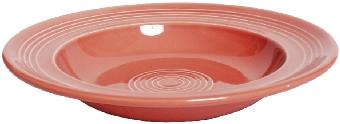 Tuxton CND-090 Rim Soup Bowl, 12 oz, 9 in Concentrix Cinnebar