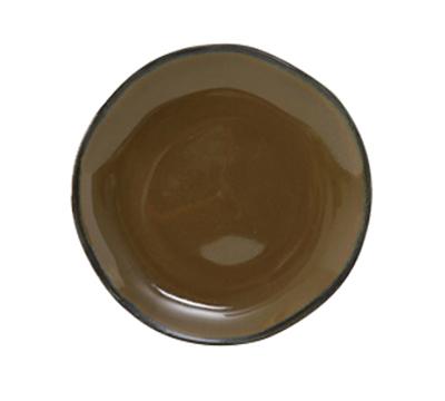 """Tuxton GAJ-002 6-1/2"""" Round Ceramic Plate - Mojave"""