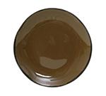 """Tuxton GAJ-006 10-1/4"""" Round Ceramic Plate - Mojave"""