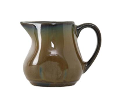 Tuxton GAJ-100 4-oz Ceramic Creamer with Handle - Mojave