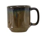 Tuxton GAJ-150 12-oz Ceramic Yukon Mug - Mojave