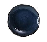 """Tuxton GAN-006 10-1/4"""" Round Ceramic Plate - Night Sky"""