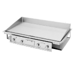 "Wells G-246 208 46"" Electric Griddle - Thermostatic, 1"" Steel Plate, 208v/1ph"