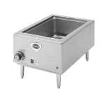 Wells HW/SMP-120 1-Pan Cooker & Warmer w/ Thermostatic Controls, 120 V