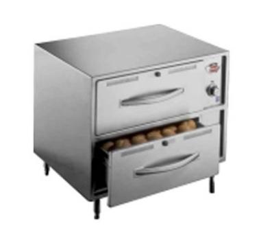 Wells RW-3HD 3-Drawer Warming Unit w/ Humidity & Thermostat Controls, 208v/1ph