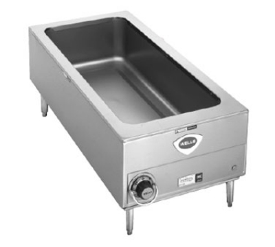Wells SMPT-27-D Countertop Food Warmer, (4) 1/3 Pans, 208/240/1 V