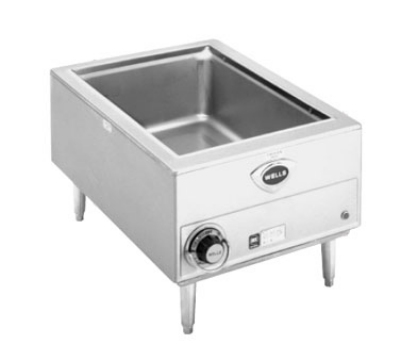 Wells SMPT 120 1-Pan Food Warmer w/ Thermostatic Controls, 120 V