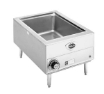 "Wells SMPT-D Countertop Food Warmer, (1) 12 X 20"" Pan, 208/240/1 V"