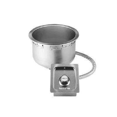 Wells SS-10TU 11-qt Top-Mount Food Warmer - 120v