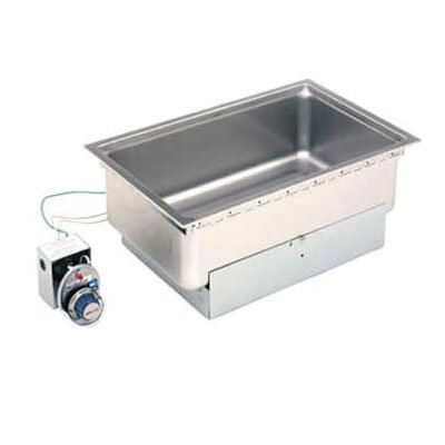 "Wells SS-206ETD Bottom-Mount Food Warmer - 12"" x 20"" Pan Opening, 208-240v/1ph"
