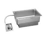 Wells SS-206ULTD 120 1-Pan Built In Food Warmer w/ Thermostatic Controls, Drain, 120 V