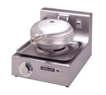 Wells WB1240 Single Round Waffle Baker w/ Thermostatic Control, 240/1 V