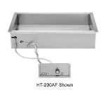 Wells HT-300AF Built In Bain Marie w/ Auto Fill, 39-3/4 x 19-7/8-in, 208/240/1 V