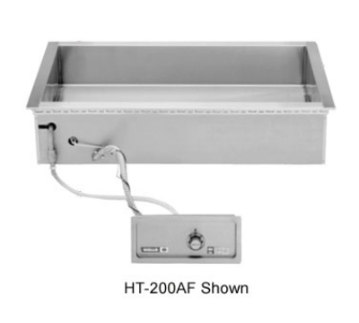 "Wells HT-200AF Built In Bain Marie w/ Auto Fill, 25-3/4 x 19-7/8"", 208/240/1 V"