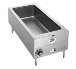 Wells SMPT-27 Food Warmer, Thermostatic Controls, (4) 1/3-Size Pans, 208/240/1 V