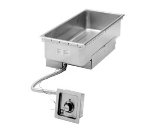 Wells SS-276ULTD Built In Food Warmer, Drain, 12 x 27-in Opening, Thermostatic, UL, 208/240/1