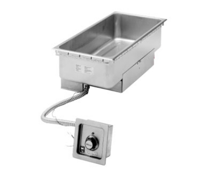 Wells SS-276ULTD 120 Built In Food Warmer, Drain, 12 x 27-in Opening, Thermostatic, UL, 120