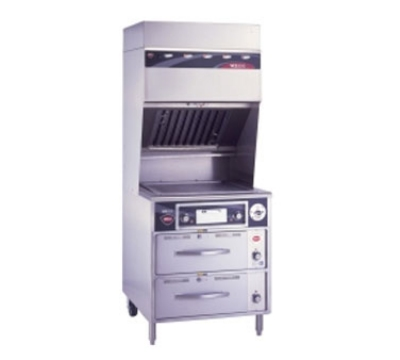 "Wells WVG-136RW 42-3/8"" Electric Range with Griddle, 208-240/3v"