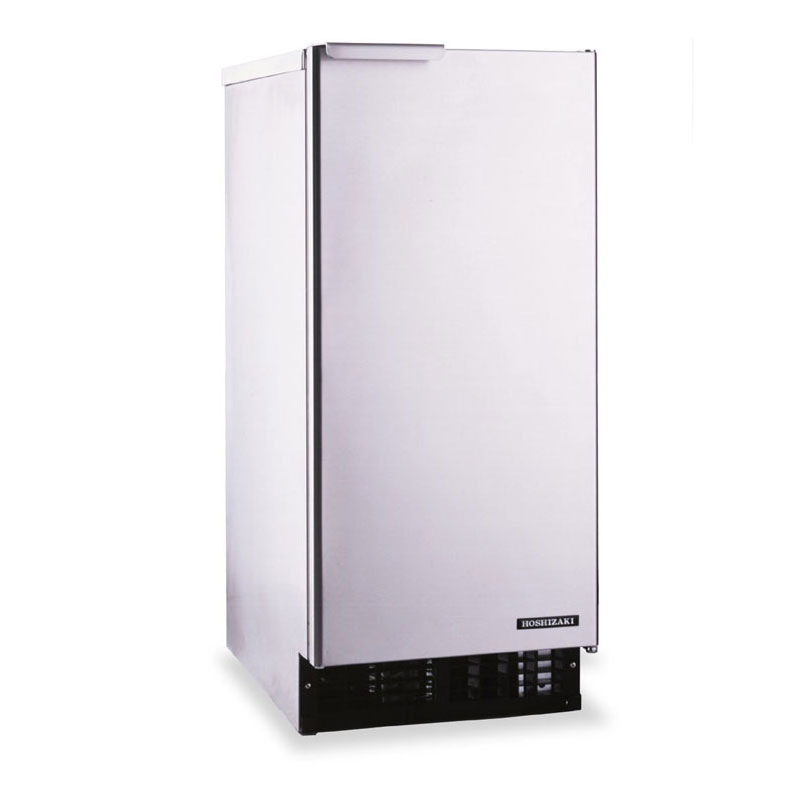 Hoshizaki C-101BAH Undercounter Nugget Ice Maker - 92-lbs/day, Air ...