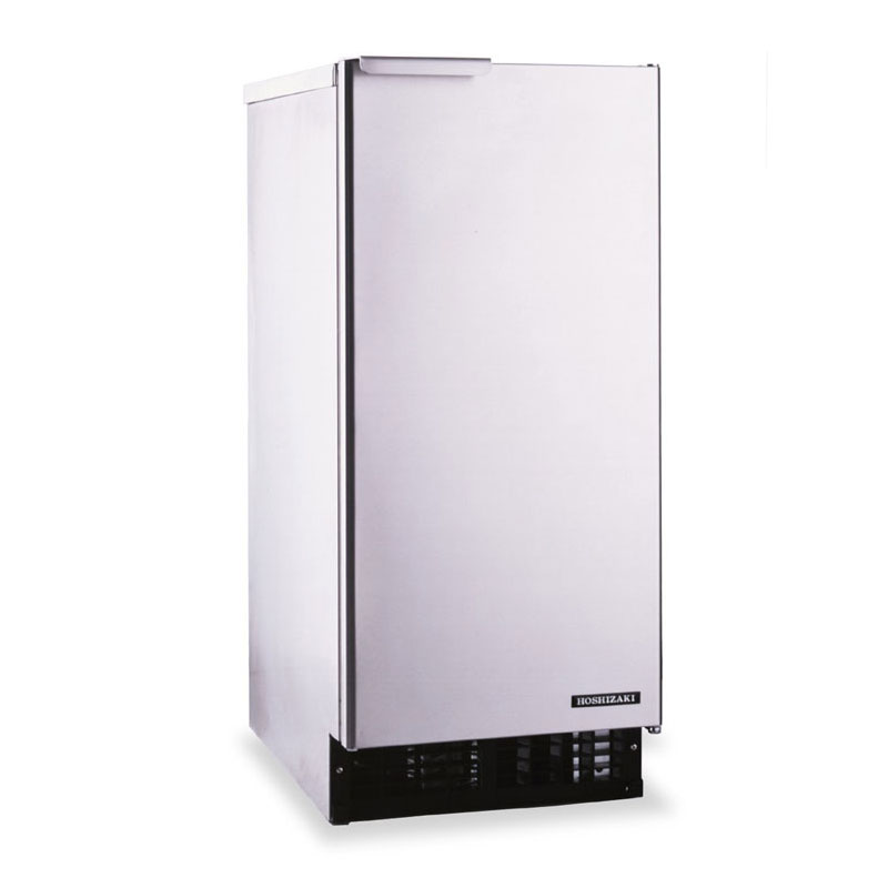 Hoshizaki C-101BAH-AD Undercounter Nugget Ice Maker - 92-lbs/day, Air Cooled, 115v
