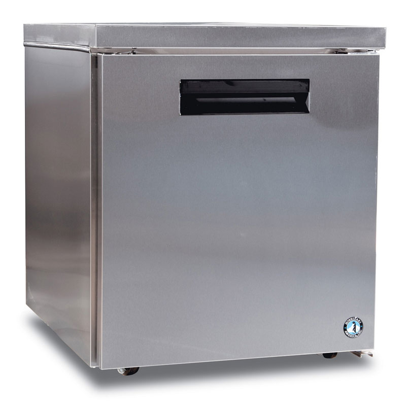 Hoshizaki CRMR27-LP 7.2-cu ft Undercounter Refrigerator w/ (1) Section & (1) Door, 115v