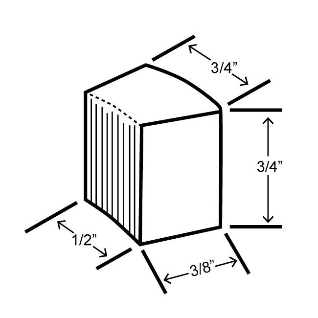 Hoshizaki DCM-270BAH Countertop Cube Ice Dispenser w/ 10-lb Storage - Cup Fill, 115v
