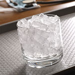 Hoshizaki DCM-500BAH Countertop Cube Ice Dispenser w/ 40-lb Storage - Bucket Fill, 115v