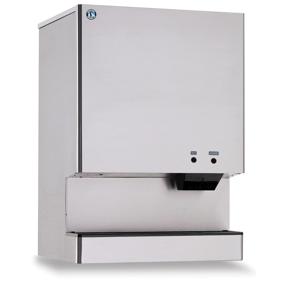 Hoshizaki DCM-751BWH Countertop Cube Ice Dispenser w/ 95-lb Storage - Bucket Fill, 115v