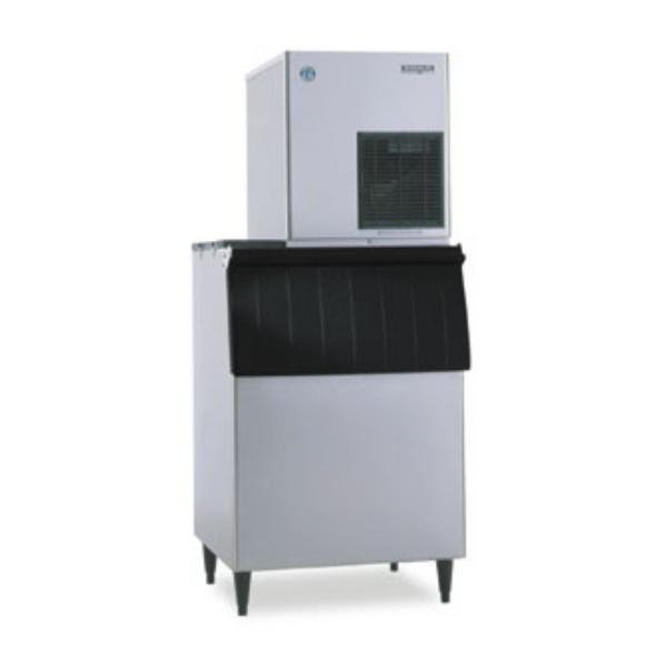 Hoshizaki F-801MAH B800SF 795-lb/Day Flake Ice Maker w/ 600-lb Bin, Air Cooled, 115v