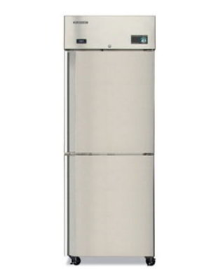 "Hoshizaki CR1B-HS 28"" Single Section Reach-In Refrigerator, (2) Solid Door, 115v"