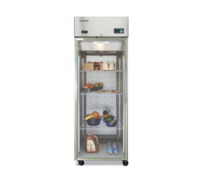 "Hoshizaki CF1B-FG 27.5"" Single Section Reach-In Freezer, (1) Glass Door, 115v"