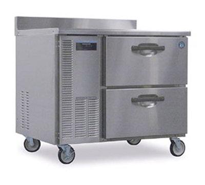 Hoshizaki HWF40A-D 1-Section Worktop Freezer w/ 2 -Drawers 8.5-cu ft Restaurant Supply